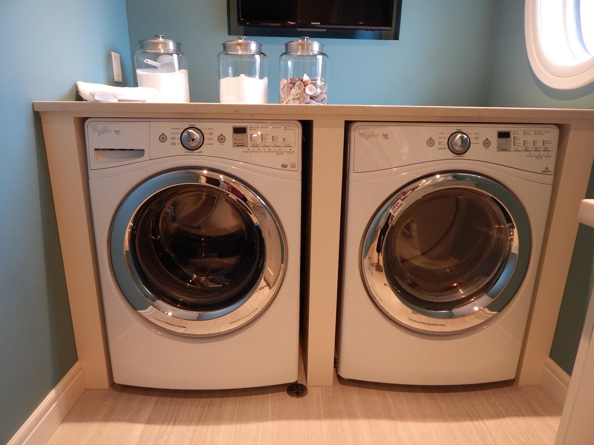 washer dryer