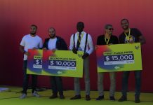 African AppLaunchpad Cup Winners RiseUpSummit