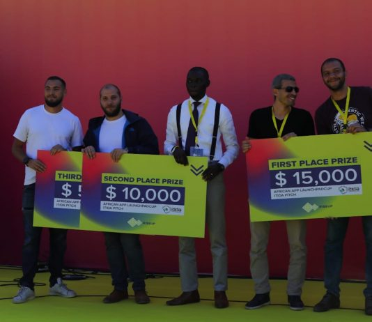 African AppLaunchpad Cup Winners RiseUpSummit