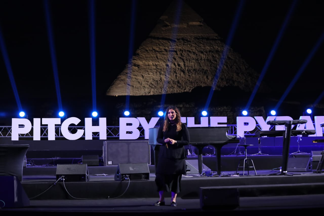 Farida Thakeb, Pitch by the Pyramids Coordinator