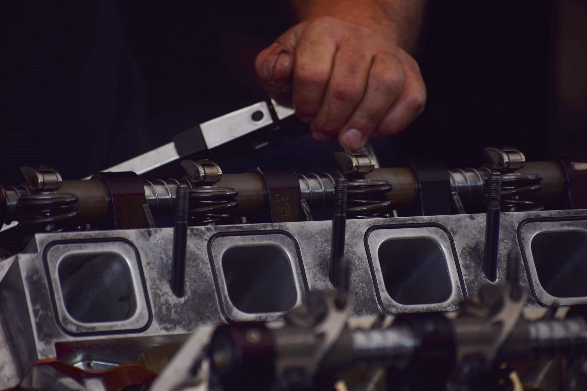engine rebuild repair