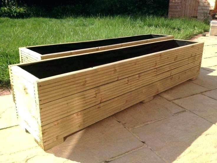 Long Planter Boxes