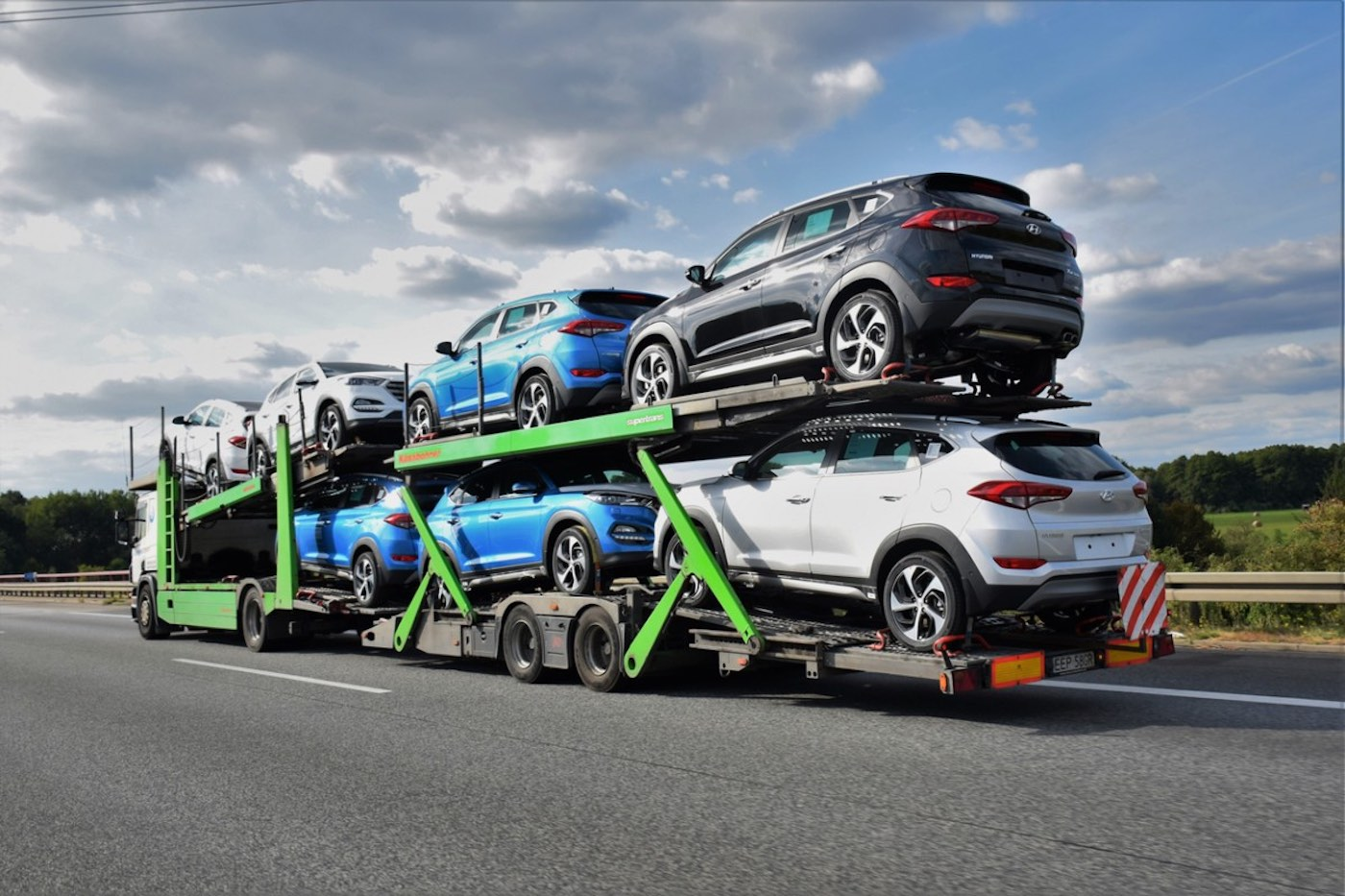 How To Prepare Your Car To Be Shipped Cross Country - ELMENS