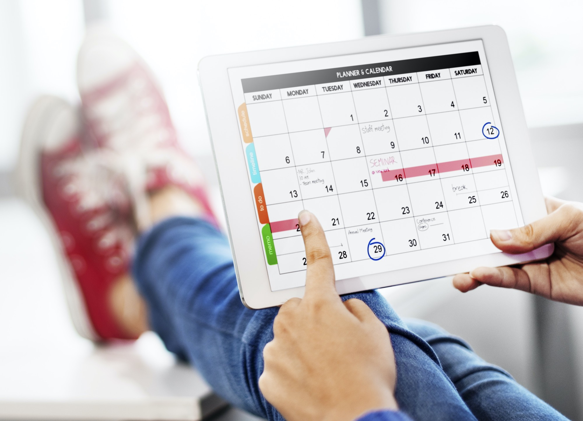 3 Reasons It's Vital You Make a Weekly Time Schedule