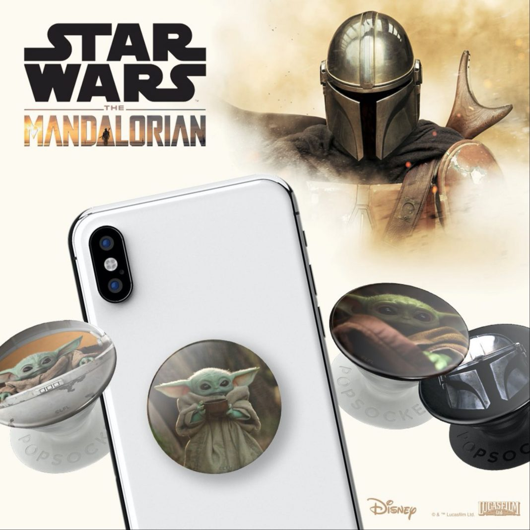 The Mandalorian Collection At PopSockets