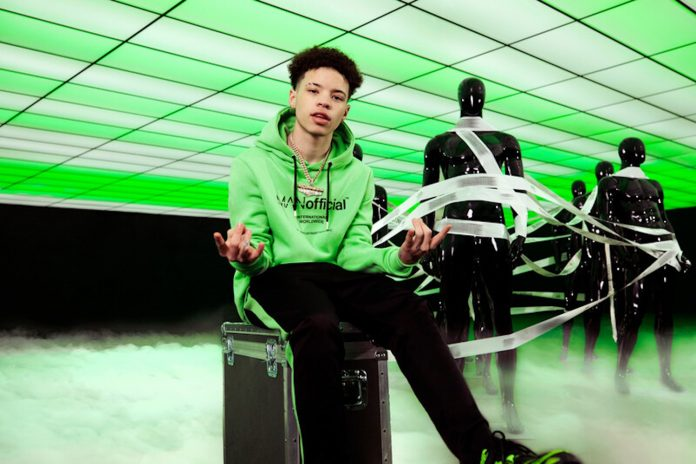 BoohooMAN.com Launches Tracksuit Edit with Lil Mosey