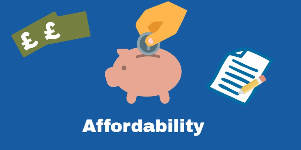 Look at the affordability of the class