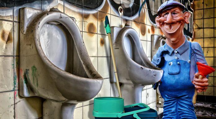 Plumber Toilet