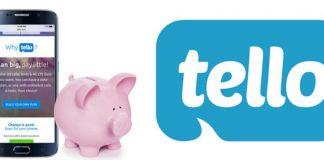 Tello.com SHRINK BILL