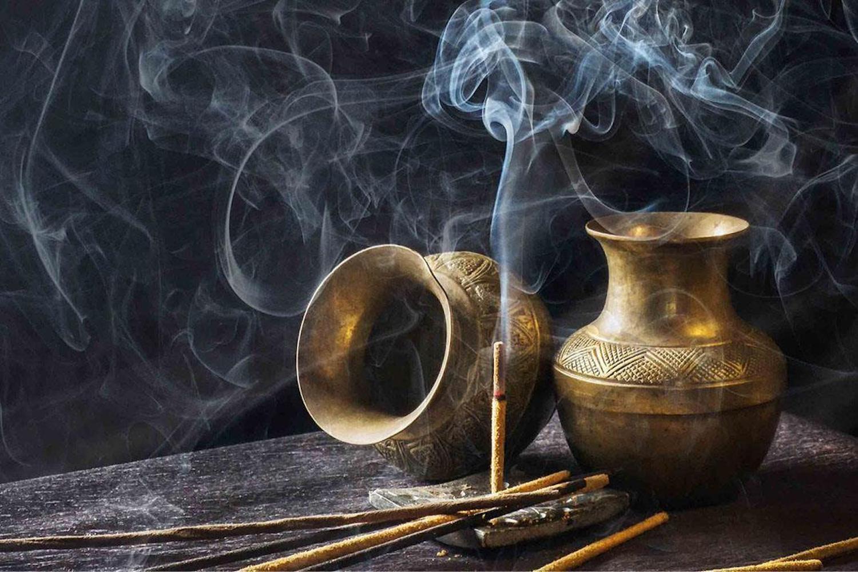 Fragrance of Incense