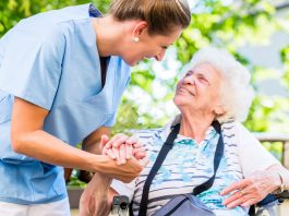How Can You Care For Elders While Being Away From Them?