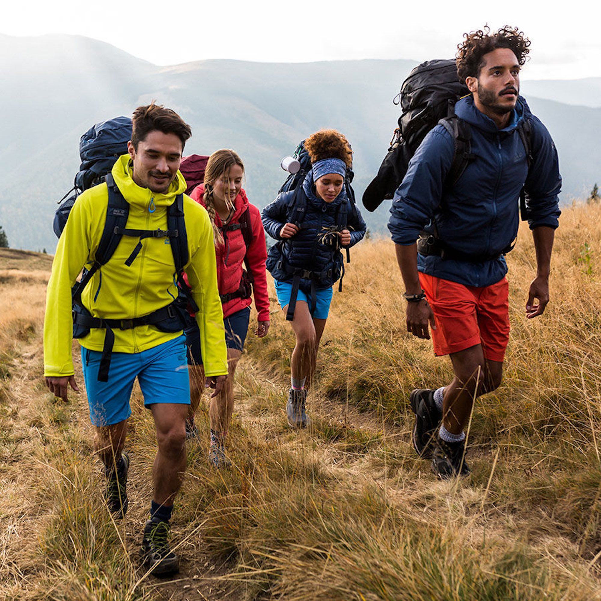 New Offers from Jack Wolfskin for Entire Family