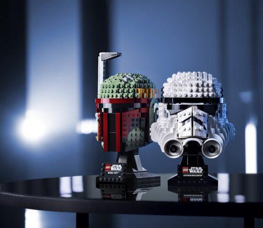 Star Wars Helmet LEGO