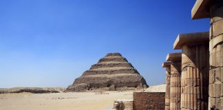The Pyramid of Djoser Reopens