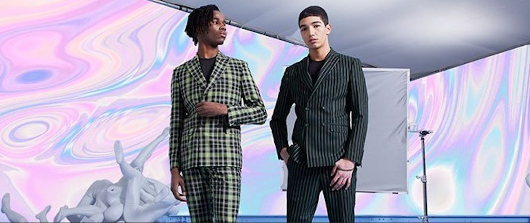 boohooMAN- What's Trending in Suits