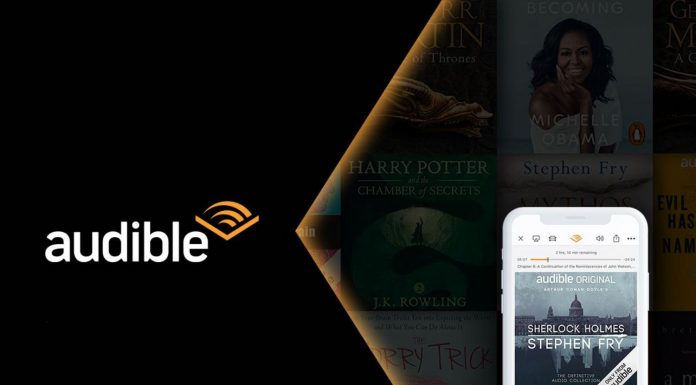 Audible sherlock