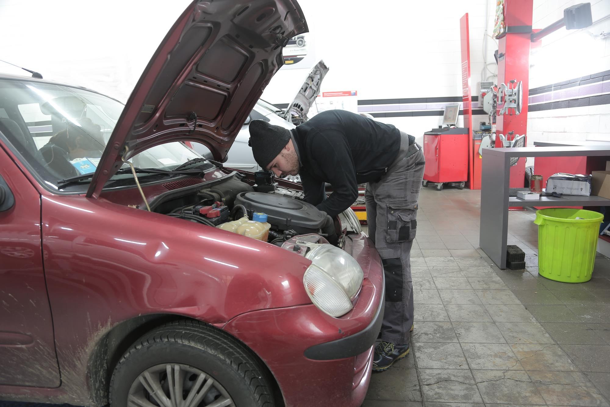 Check Engine Problems