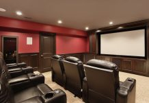 How to Build a Basement Home Theater- A Start-To-Finish Guide