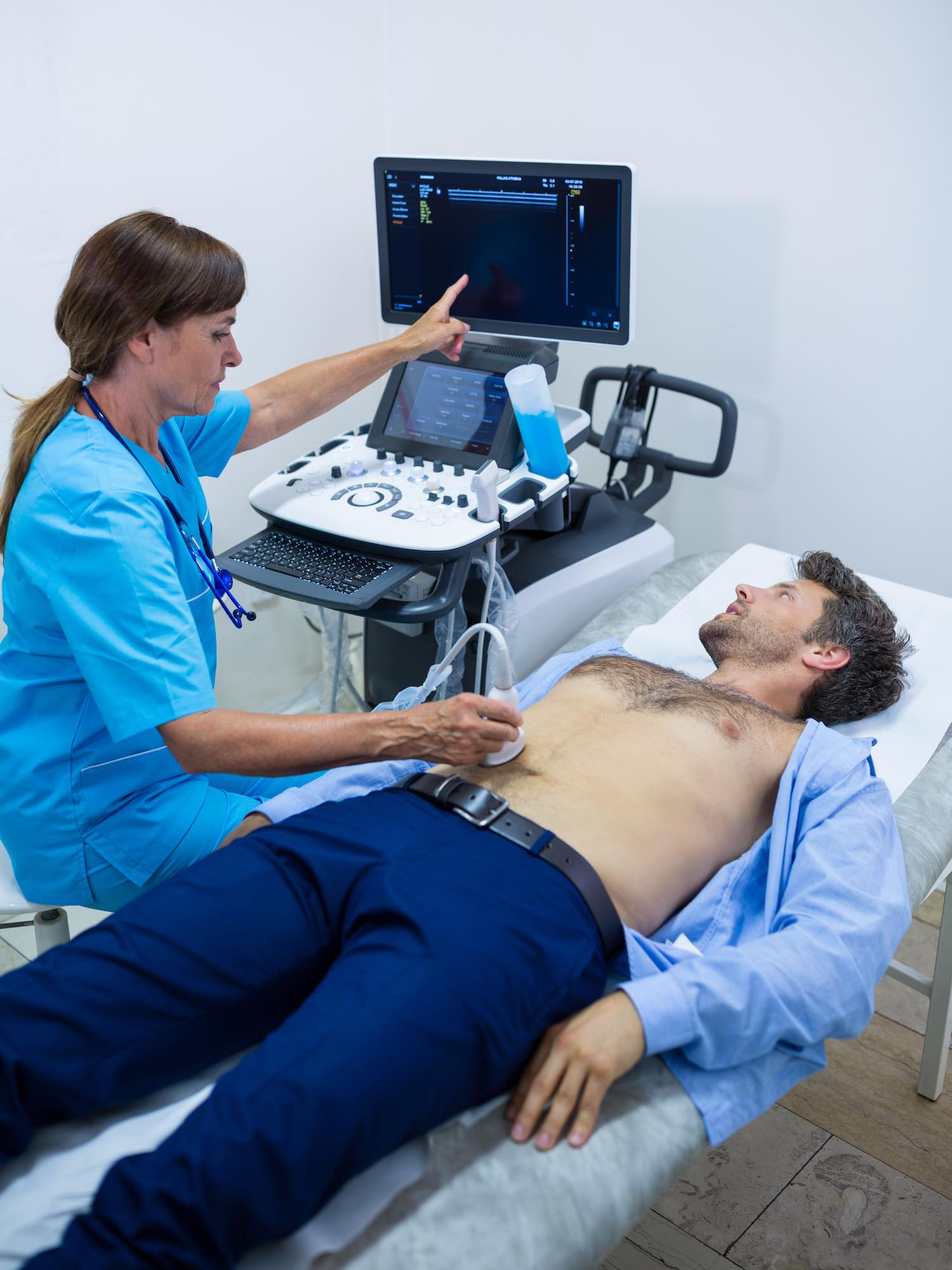 Ultrasound Technicians