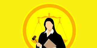judge law