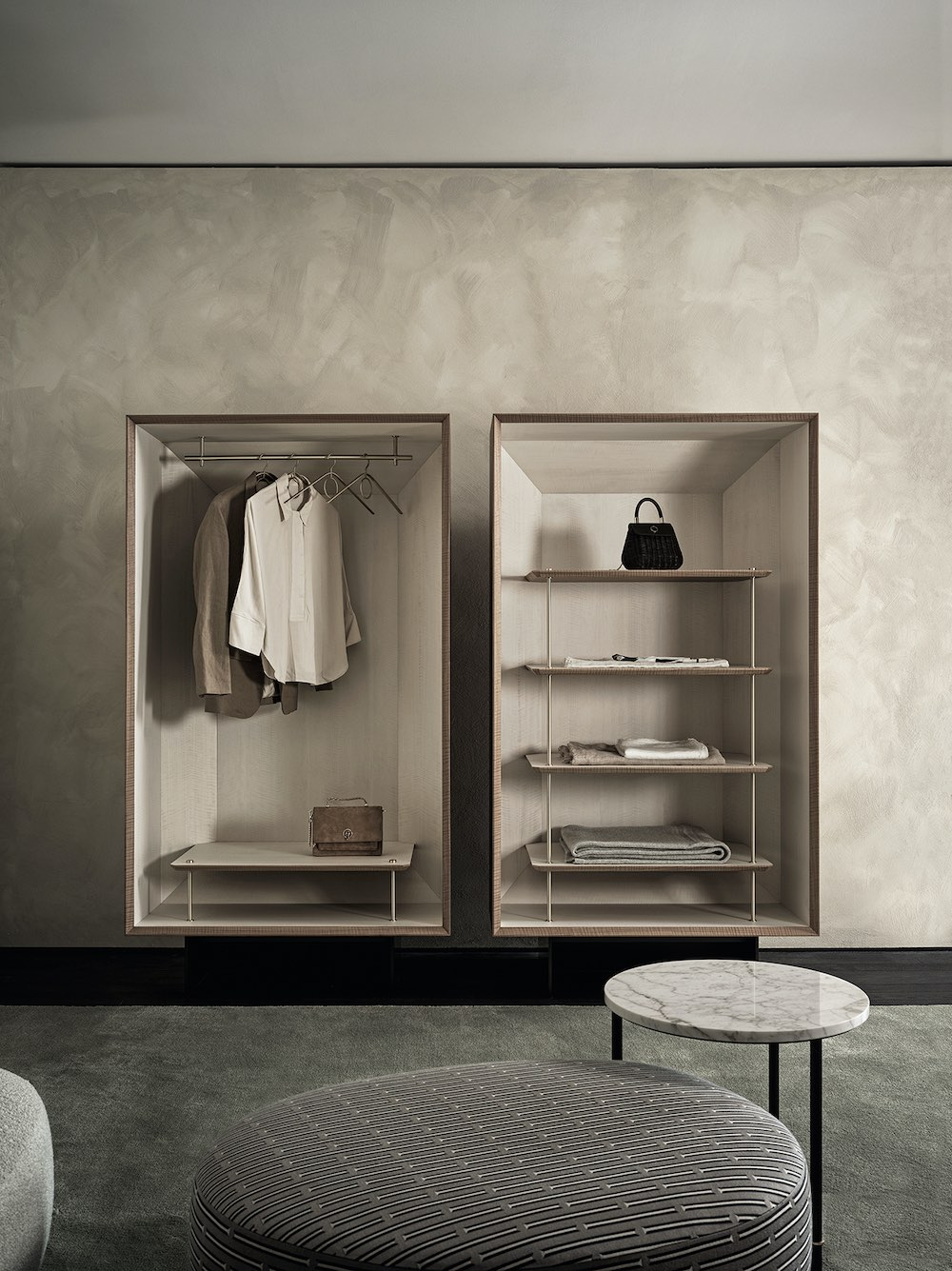 Chaplins Furniture Duale Wardrobe