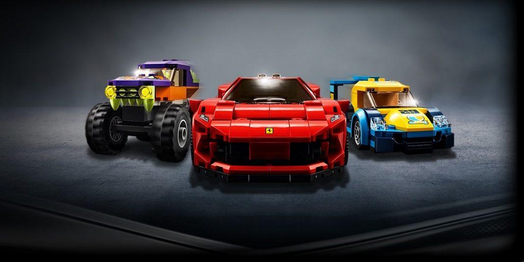 LEGO Vehicles Releases