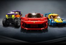 LEGO Vehicles Releases