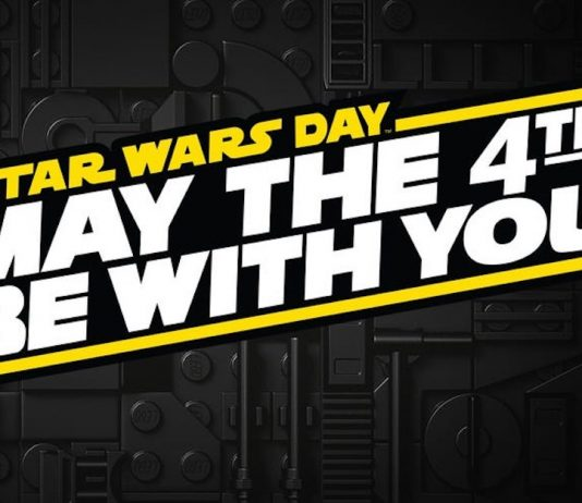May the 4th Weekend Is Coming LEGO