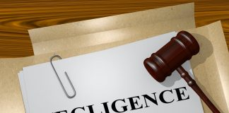 The Legal Definition of Negligence