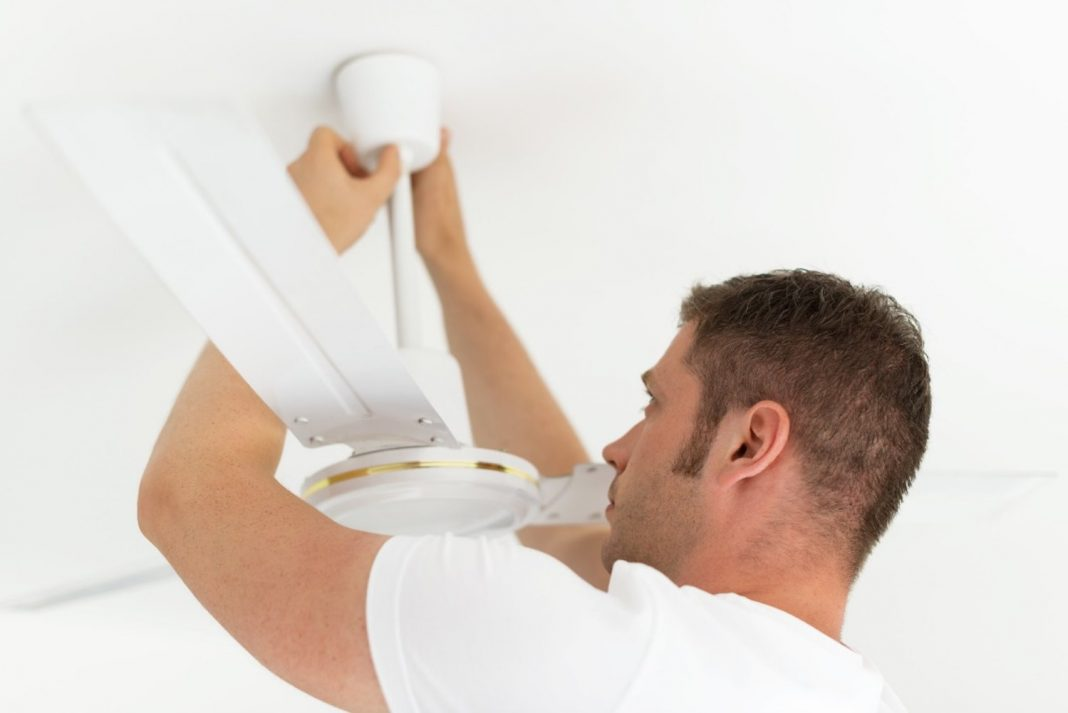 How to Install a Ceiling Fan- The Basic Steps Explained