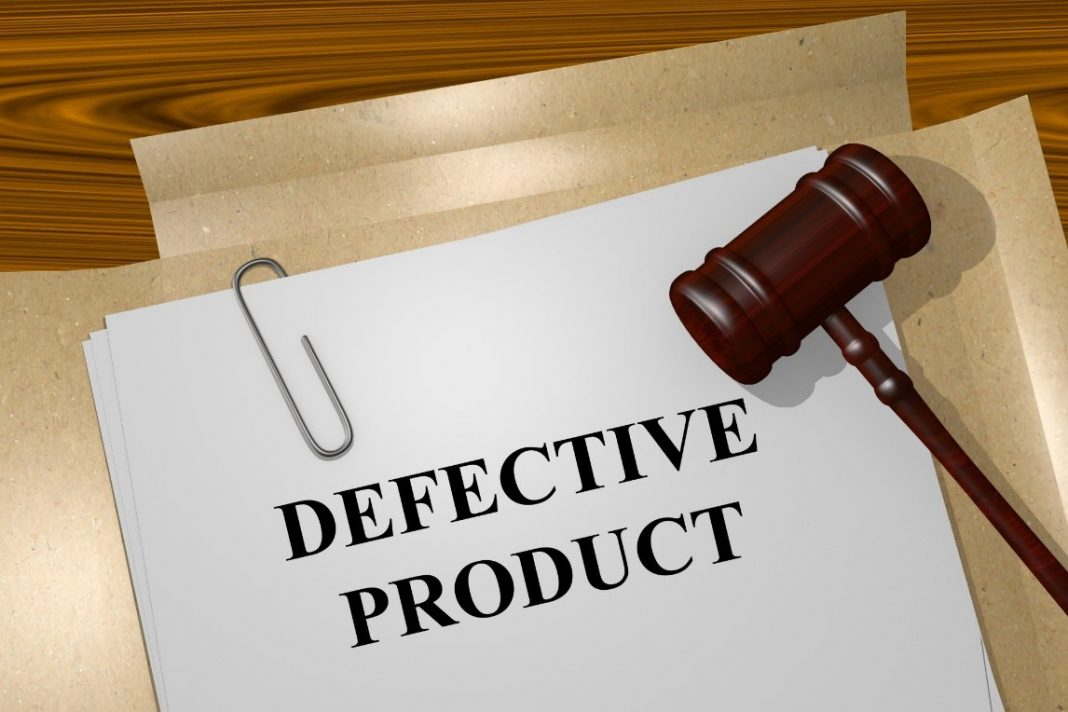 Product Liability Failure: What Is a