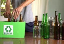 Reuse Your Old Glass Bottles And Jars