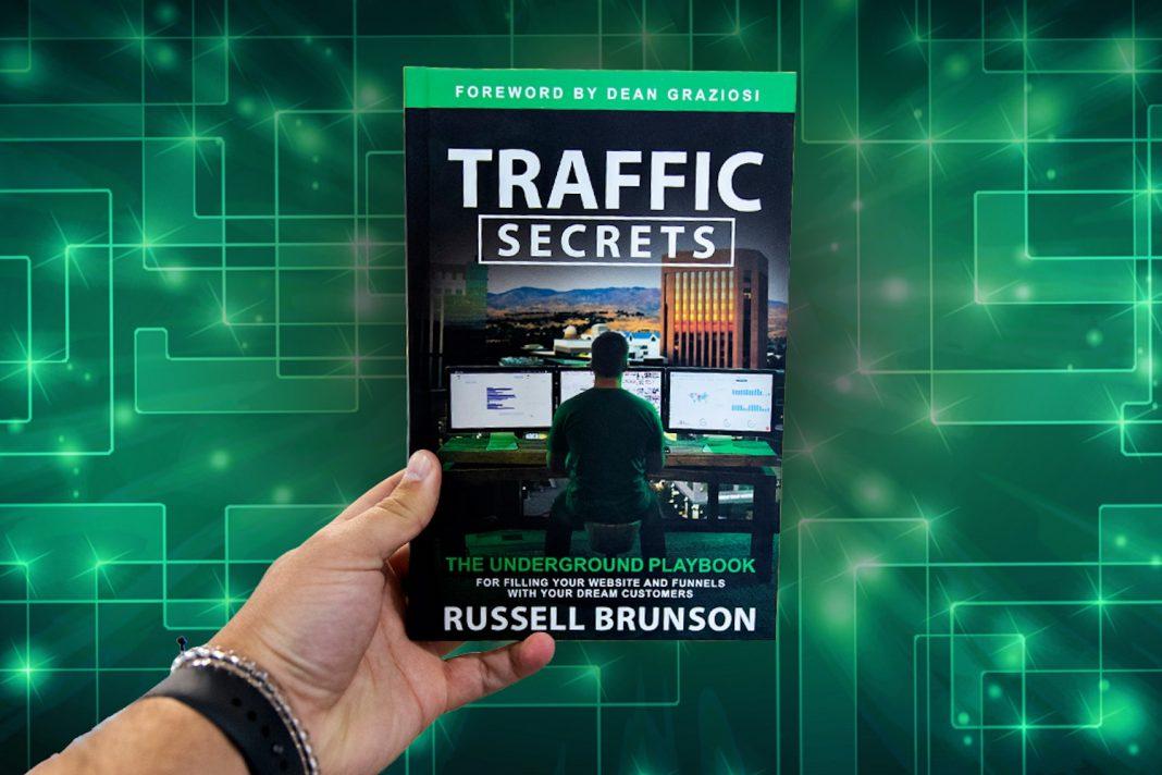 Traffic Secrets book cover