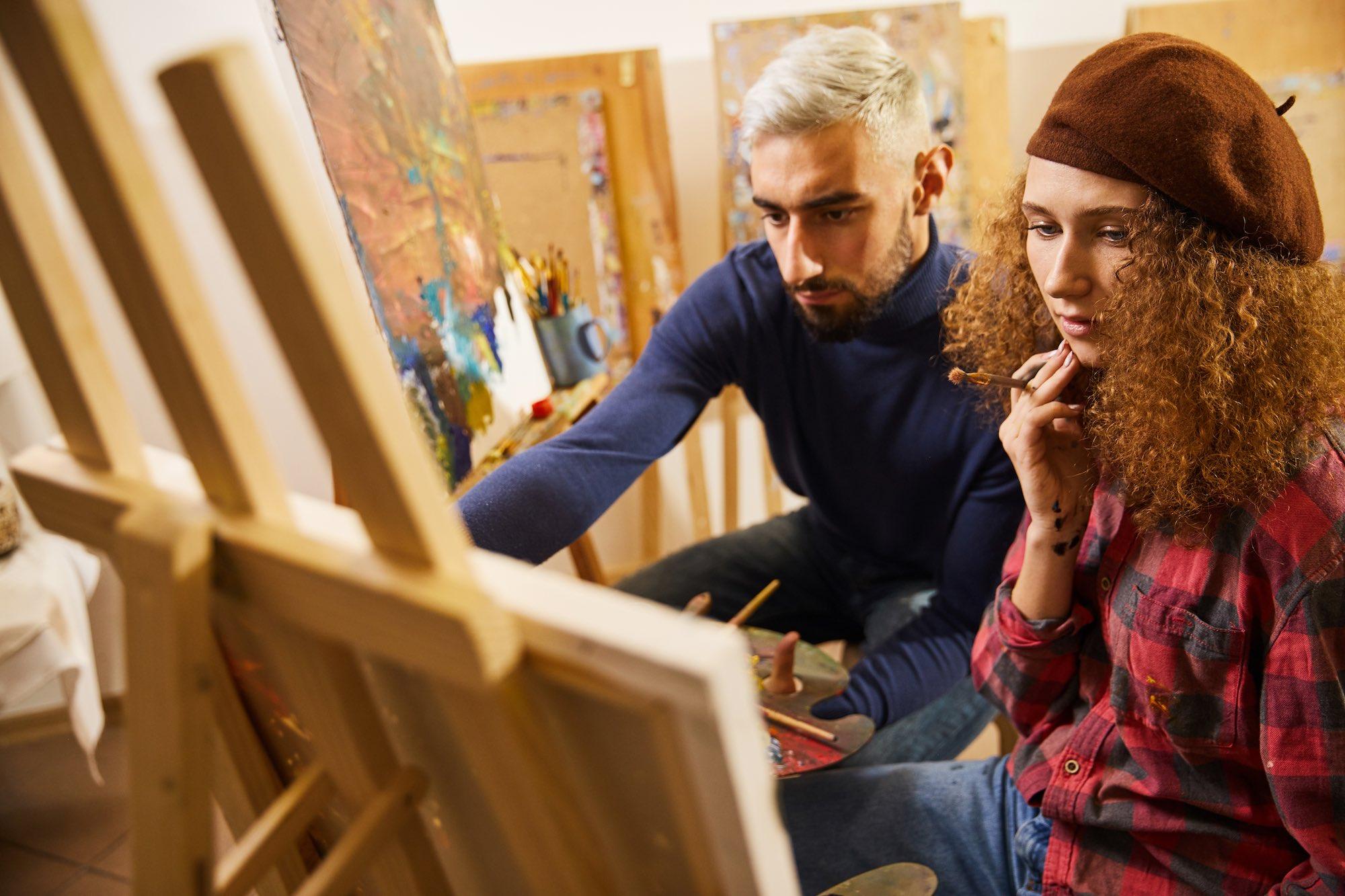 artists