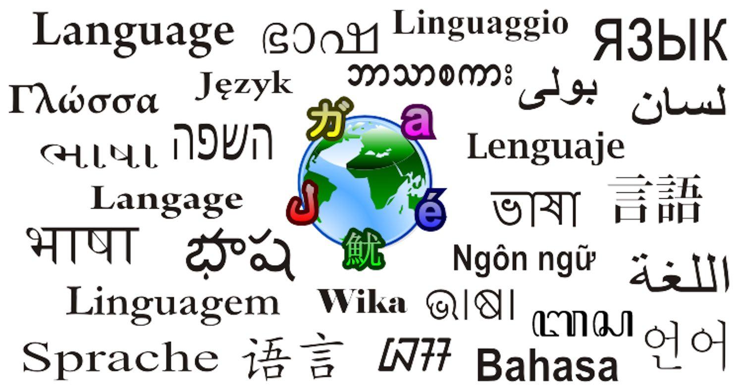 Globe of language