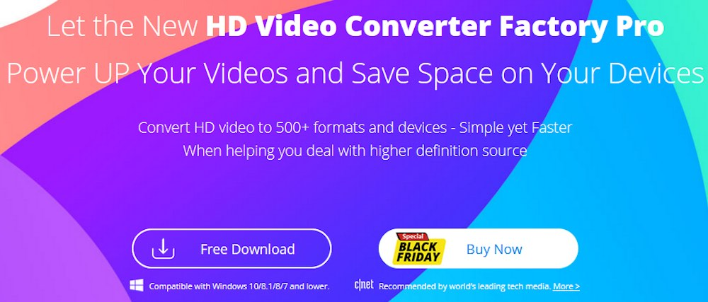 The Best Converter to Improve Video Quality