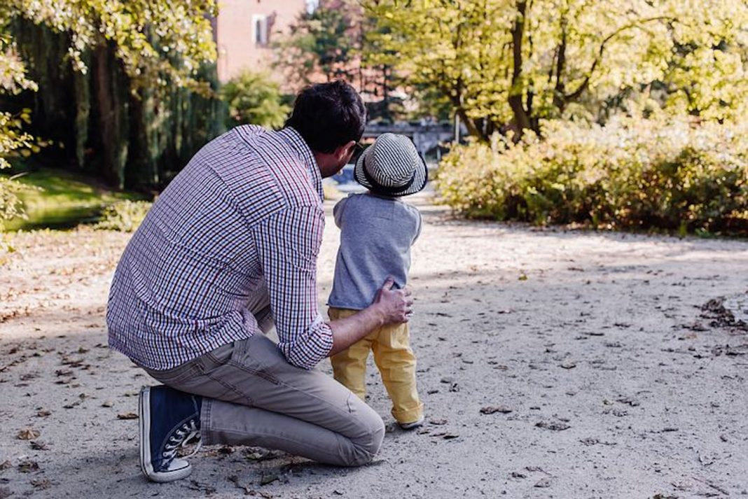 Why You Should Actively Participate in Raising Your Child As A Man