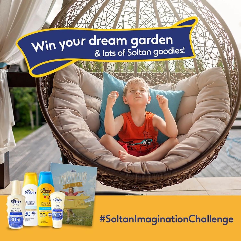 Win Your Dream Garden with Soltan