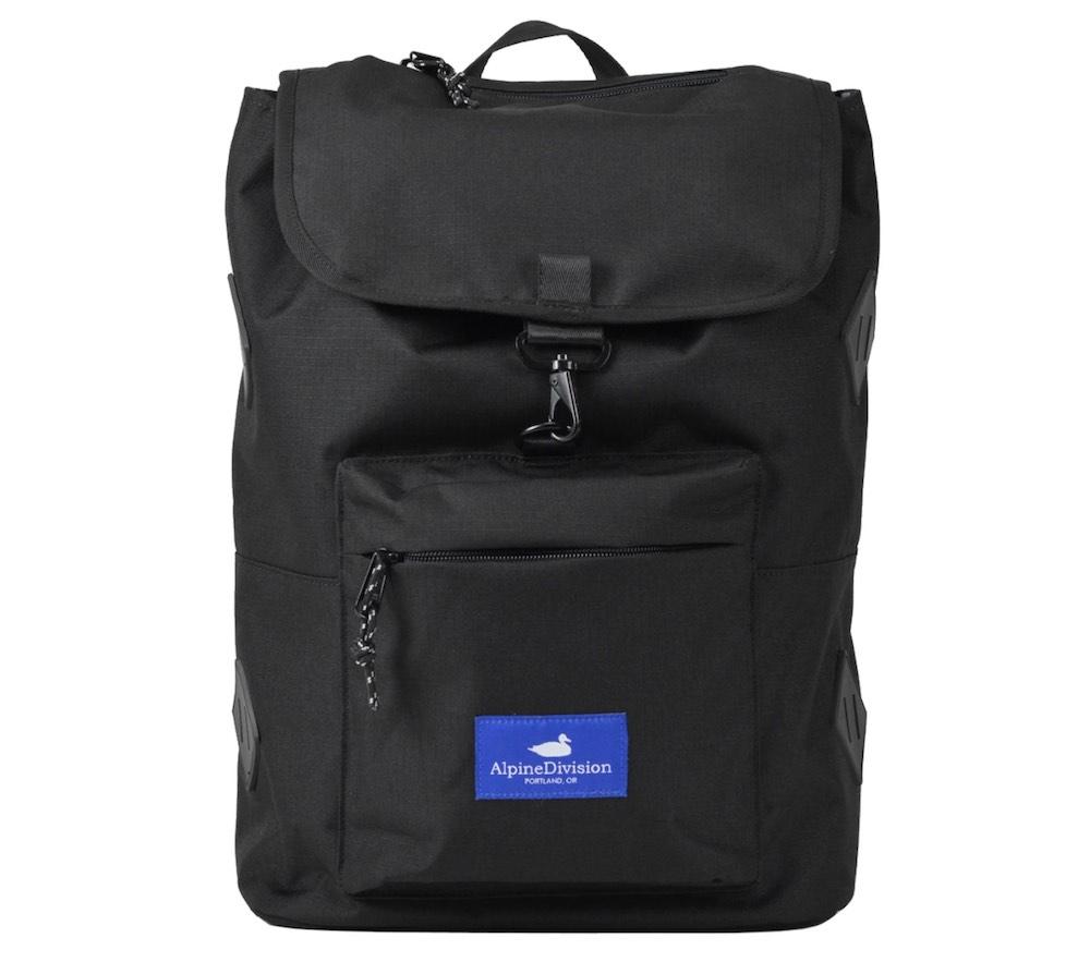Alpine Division Rockaway Ripstop Backpack