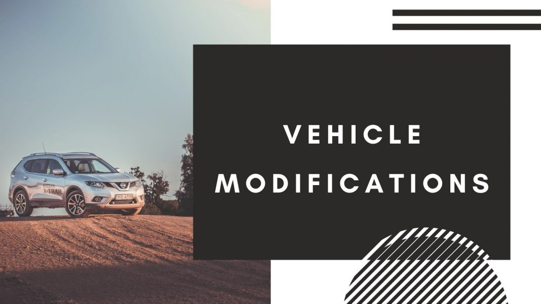 Vehicle Modifications That You'll Be Able to Afford Easily