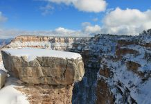 5 Tips on Visiting the Grand Canyon for Winter Vacations