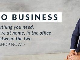 BACK TO BUSINESS with Savile Row Company