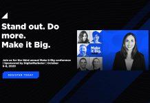 BigCommerce's Make it Big event!