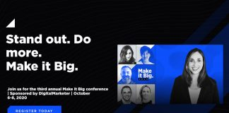 BigCommerce's Make it Big event!