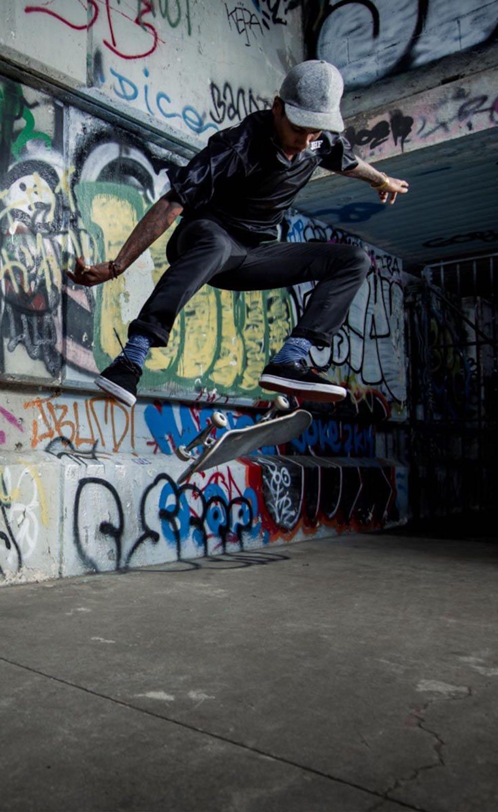 Introducing the boohooMAN x Boo Johnson Skate Capsule
