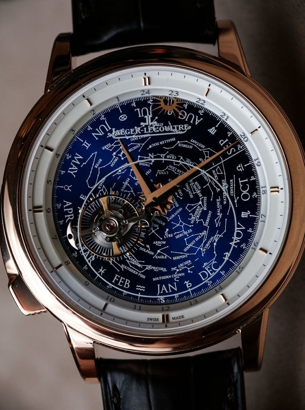 Jaeger-LeCoultre Master Grande Tradition Grand Complication