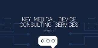 Key Medical Device Consulting Services