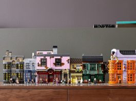 LEGO HARRY POTTER DIAGON ALLEY
