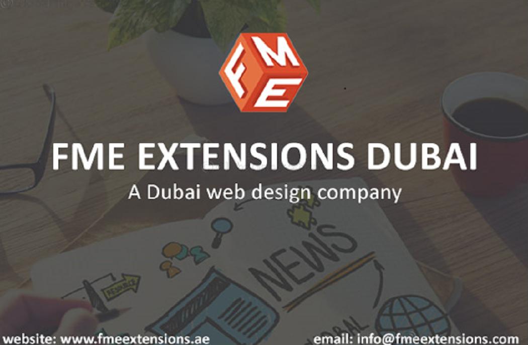 fme web design dubai company.