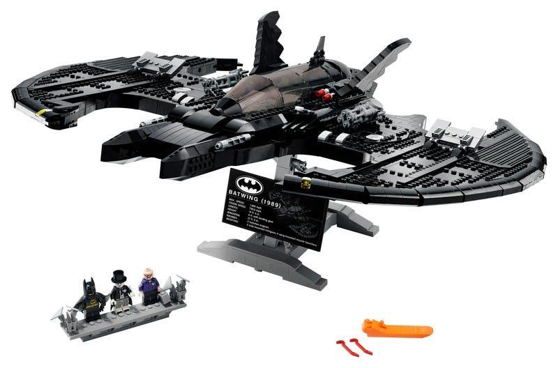 LEGO® DC BATMANTM 1989 BATWING